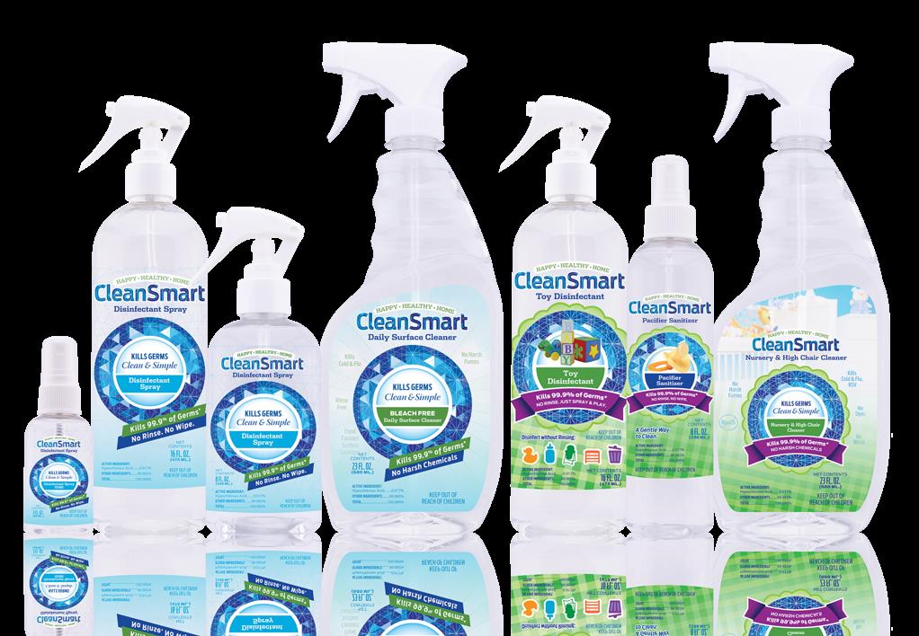 CleanSmartLineup1