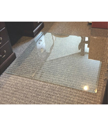 Glass Chair Mat 44x50
